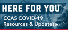 Here For You CCAS COVID-19 Resources & Updates