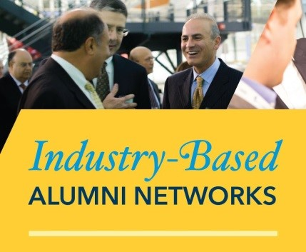 Industry-based alumni network